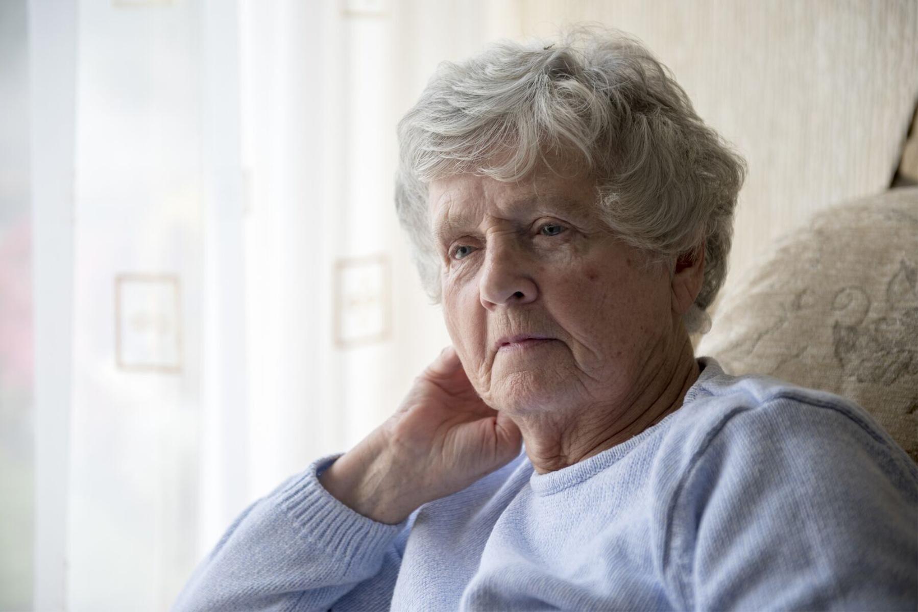 Medical Alarms in St. Louis MO:  Senior Depression